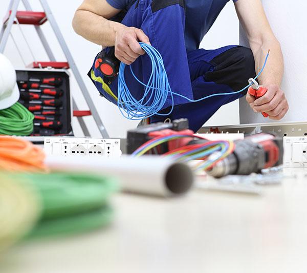 Cablaggio di circuiti elettrici